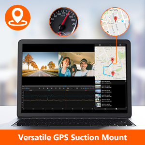 dashcam with gps