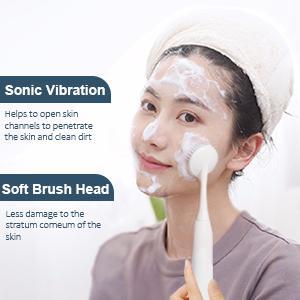 Cleansing Brush Head