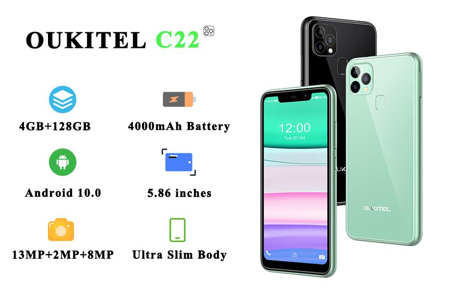 mobile phone OUKITEL C22