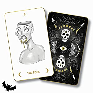 deck;psyche;darkest thoughts;gruesome;soul;dark recesses;shadow work;face your demons;psychology