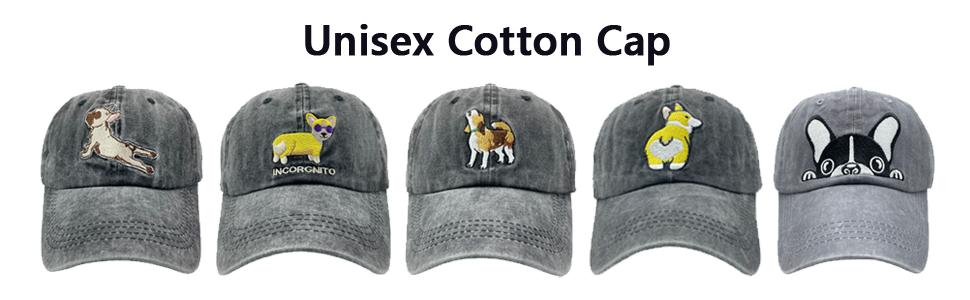 Unisex Cotton Sun Visor Cap