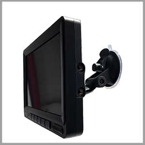 Camera Mount for 7 inch Display Monitor