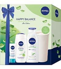NIVEA Geschenkset Happy Balance