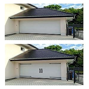 Magnetic Decorative Garage Door