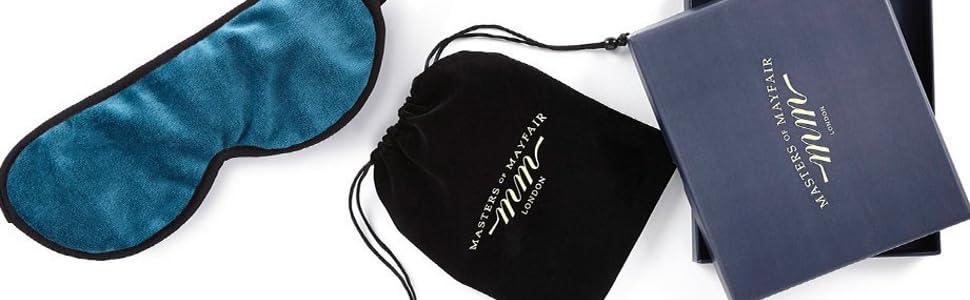 Masters of Mayfair Luxury Sleep Mask