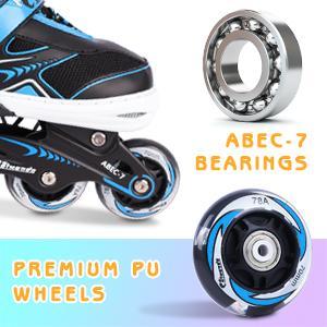 Premium PU amp; ABEC-7 Bearings