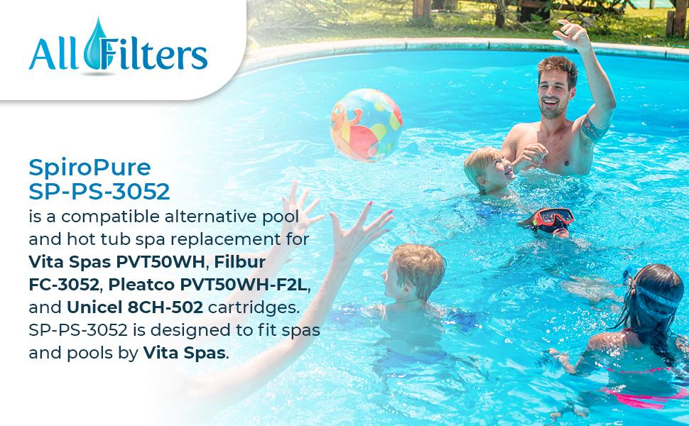 SP-PS-3052 Pool & Spa filter