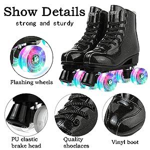 roller skates for women size 9 roller skates size 8 black roller skates adult roller skates
