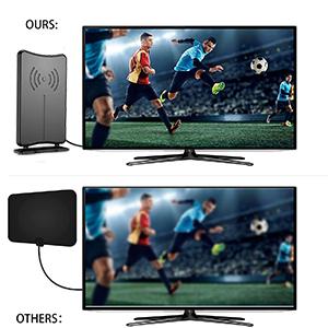 Ultra HD TV antenna