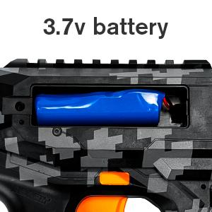 Safety battery