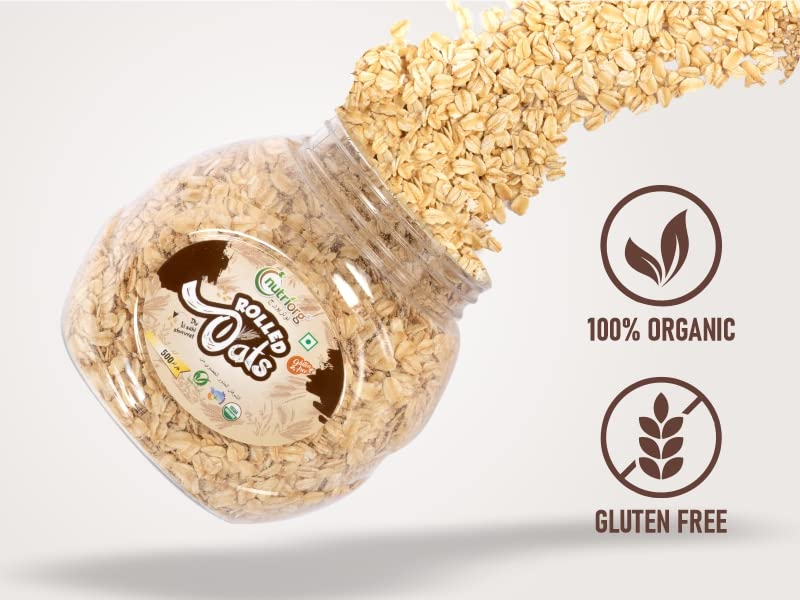 Rolled Oats Right Banner