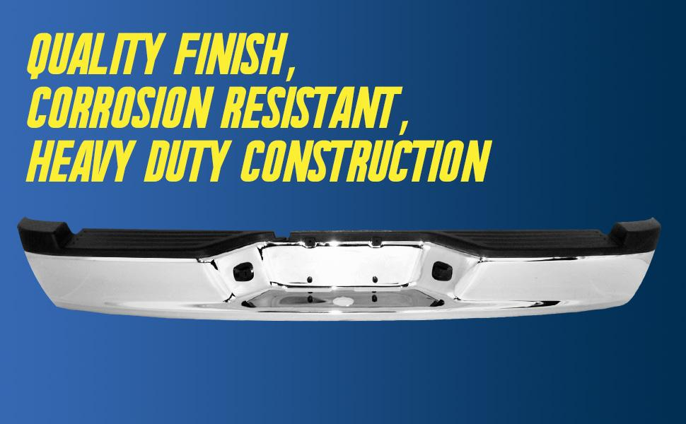 quality step bumpers heavy duty