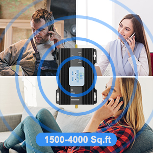 cell phone signal booster at t