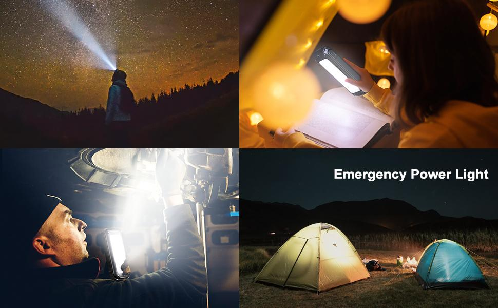 camping solar chager