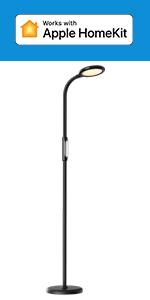 smart led floor lamp