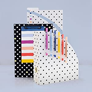 kate spade new york, dot collection, candy stripe