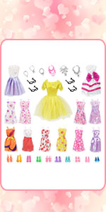 Doll Clothes and Accessories