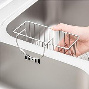 sponge caddy for kitchen sink large sponge holder sponge basket