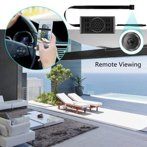 Live Feed and Remote View