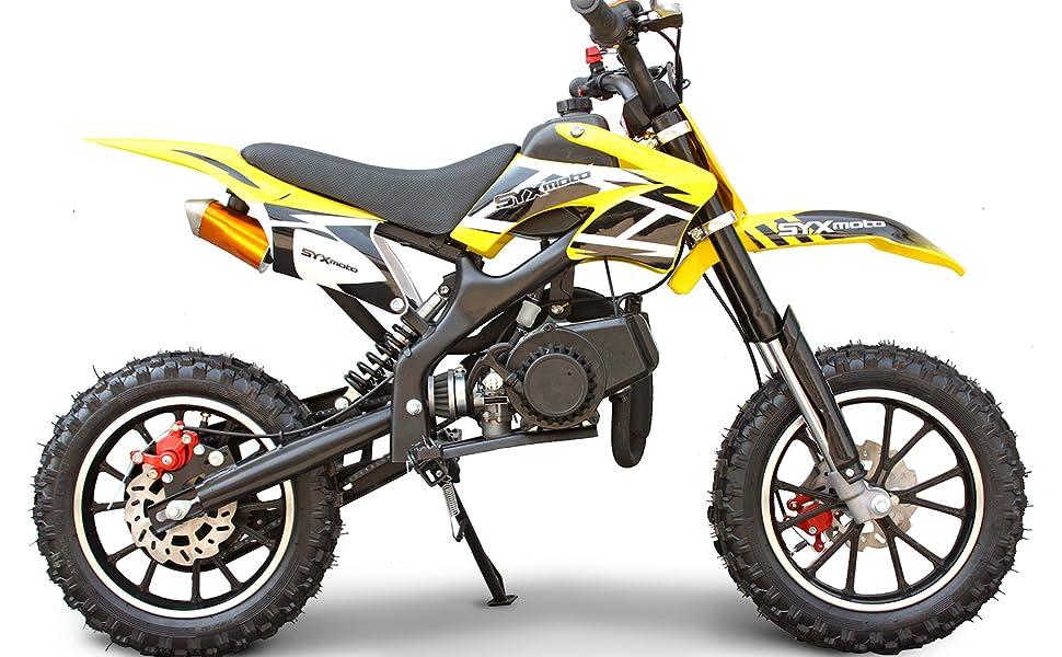 HOLESHOT 50cc Dirt Bike