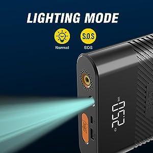 Lighting mode