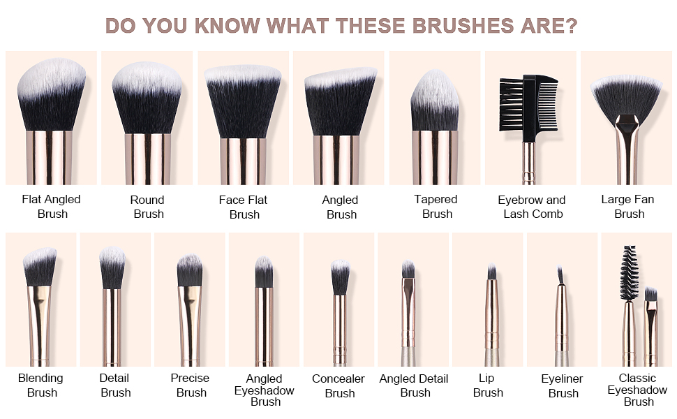 makeup brush sets for makeup high quality make up brushes with cleaner foundation brush for liquid