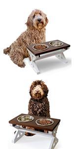 dog bowls medium sized dog pet bowls with stand dog raised bowls raised pet bowl raised dog feeder