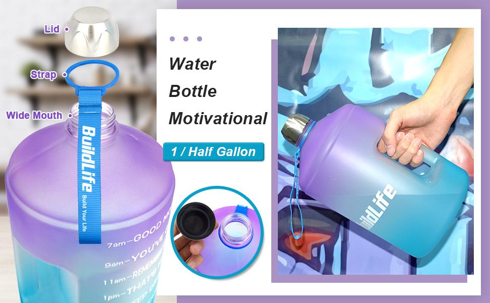 1 gallon water bottle