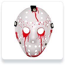 Jason Mask Cosplay Style 3