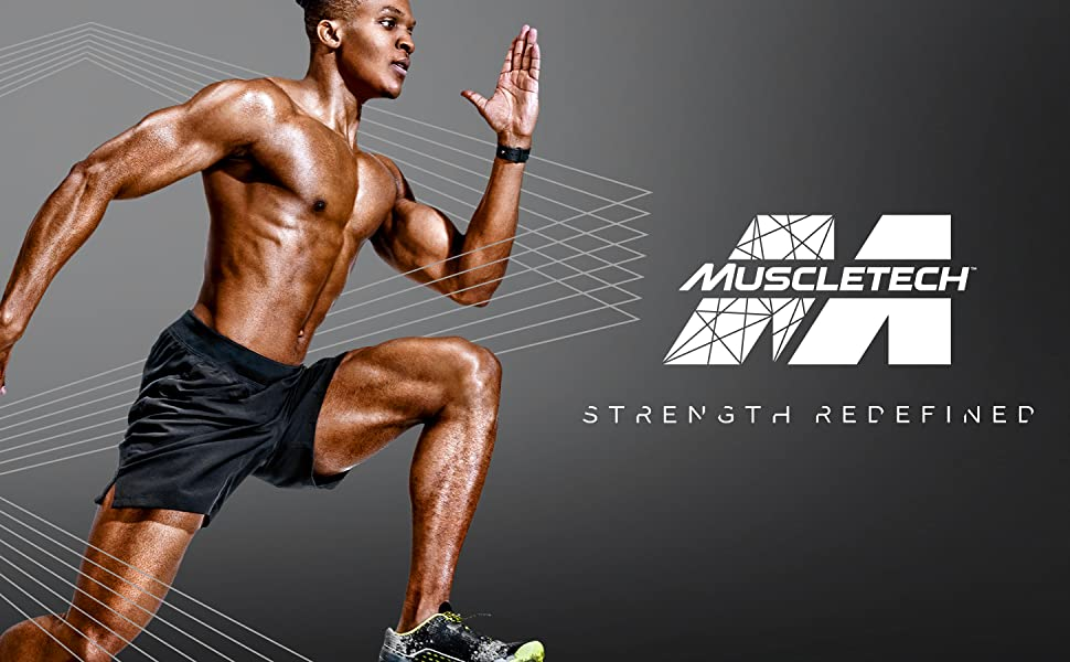 Strength Redefined