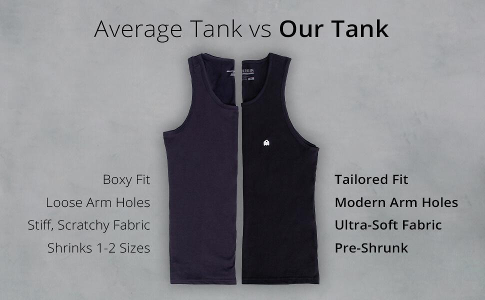 ITAM Basic Tanks - Elevate your basics