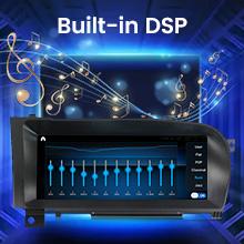 Built-in DSP