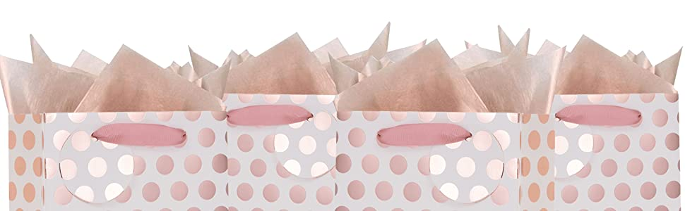 rose gold bags