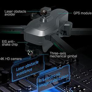 3-Axis Gimbal Camera drones