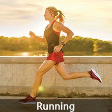 Womens running set