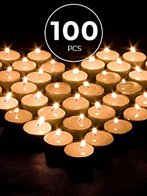 Light candlelight tea candle night luminaries potpourri centrepiece candles burn candle dinner