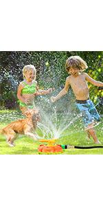 Water Sprinkler for Kids and Toddlers