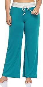 plus size long pants