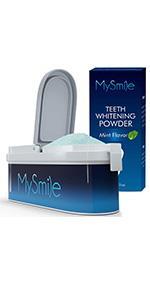 MySmile Teeth Whitening Powder