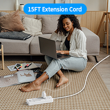 extension cord 15ft