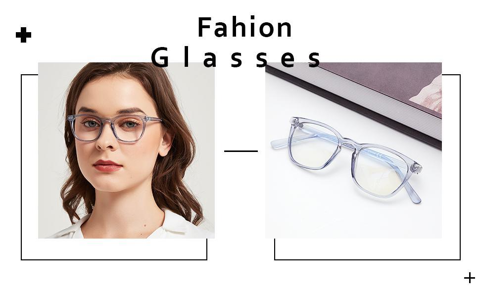 Blue Light Blocking Glasses for Women Men