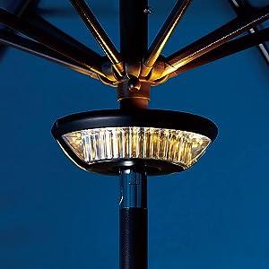 Patio Umbrella Lights Battery Operated