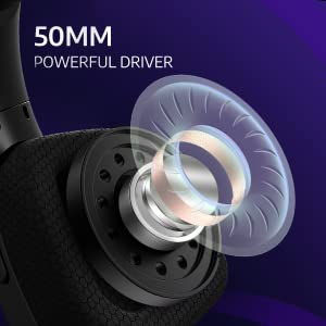 50MM Powerful Driver