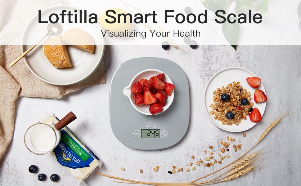 Loftilla Smart Food Scale