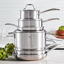 Zwilling, Cookware, Nonstick, Cookware Set