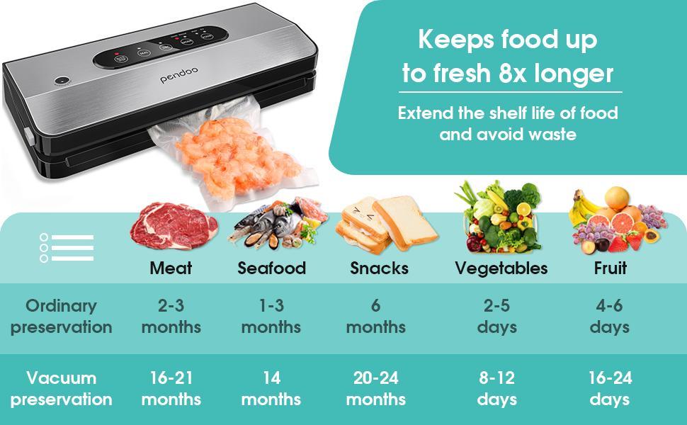 vacuum sealer machine vacuum sealer food sealer food savers