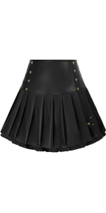 women gothic skirt