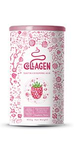 collagen raspberry