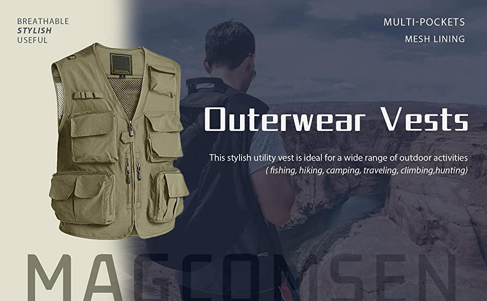 travel vests