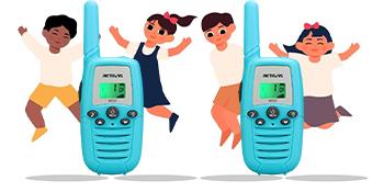 walkie talkies for friends